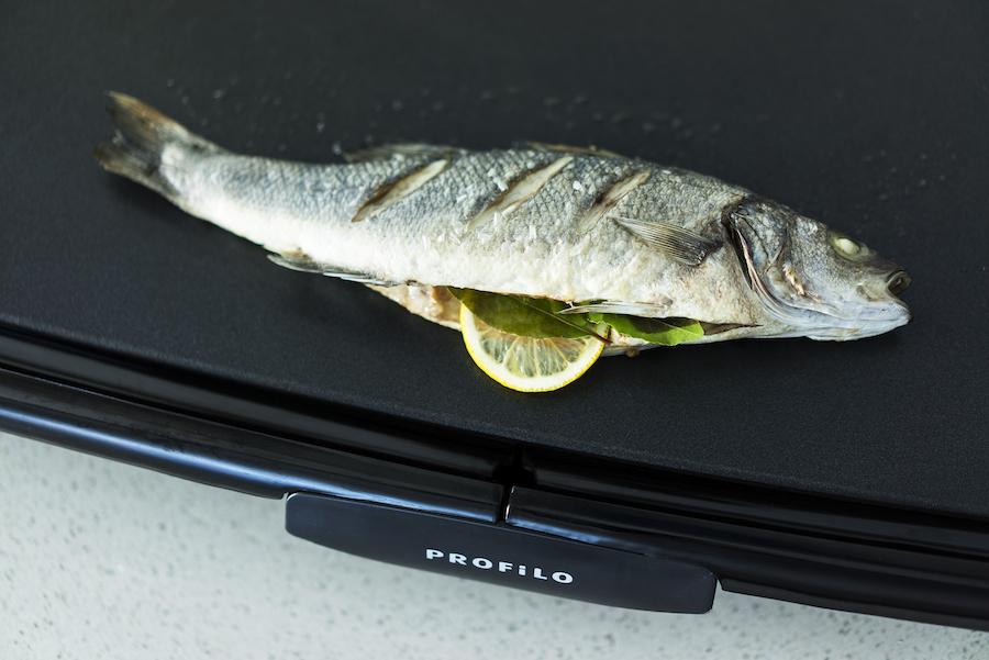Izgarada balık 2