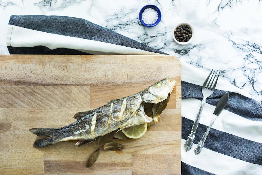 Izgarada balık 3