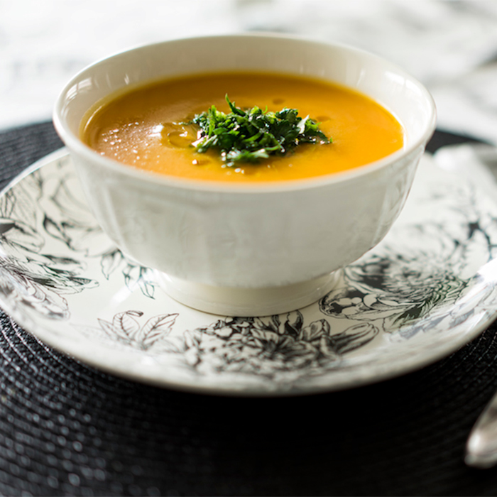 Enginar çorbası 1