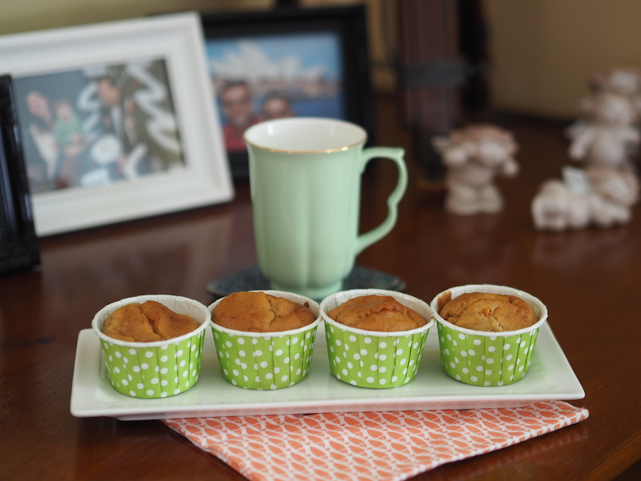 Havuçlu kek 5
