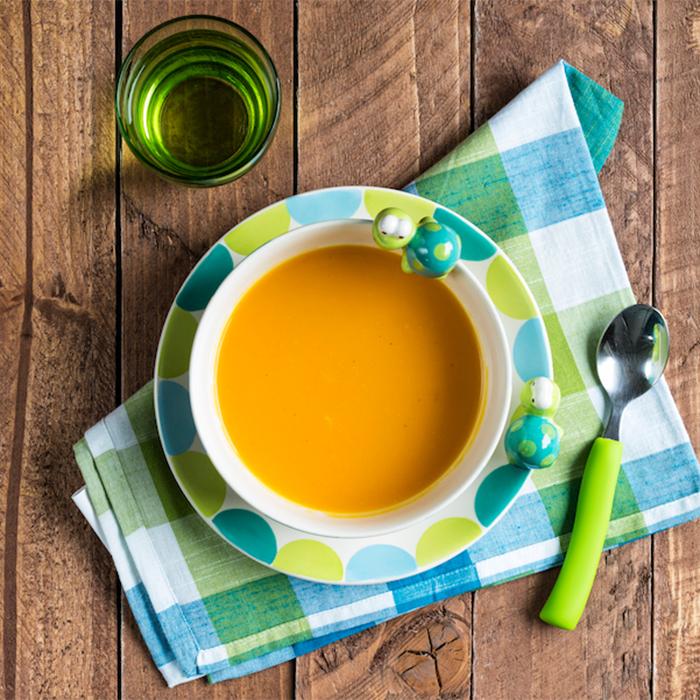 Vitamin deposu balkabağı çorbası
