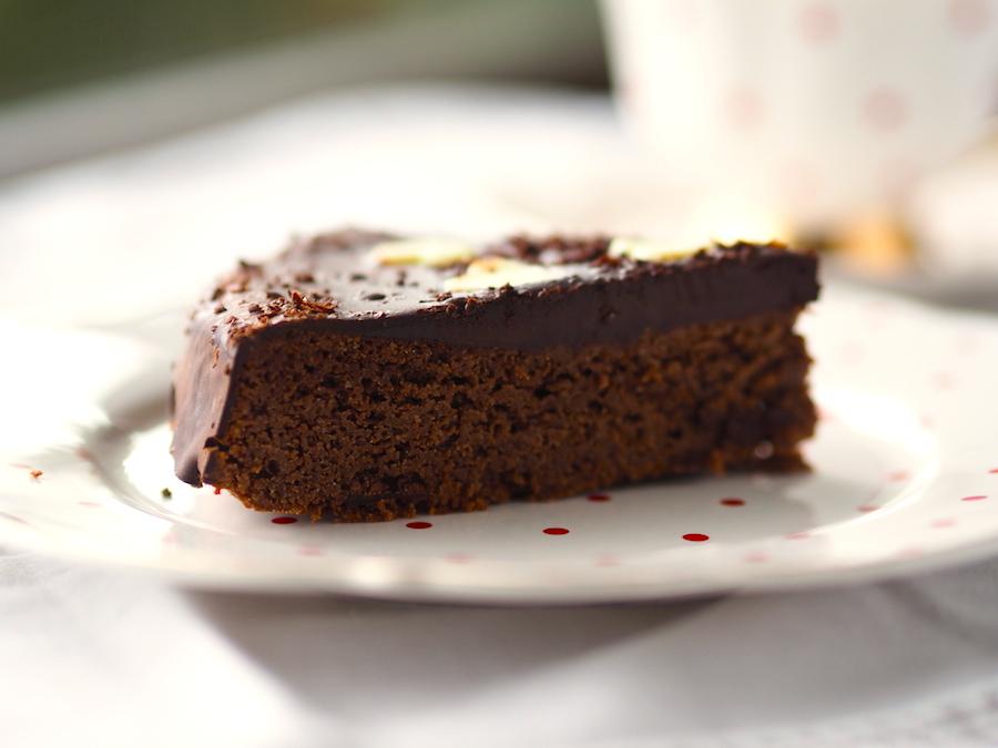 Hindistan Cevizli Kakaolu Pasta (Unsuz, glutensiz, sütsüz) 3