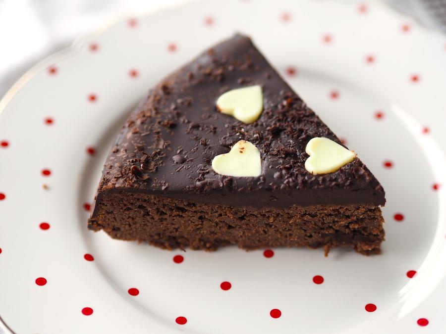 Hindistan Cevizli Kakaolu Pasta (Unsuz, glutensiz, sütsüz) 4