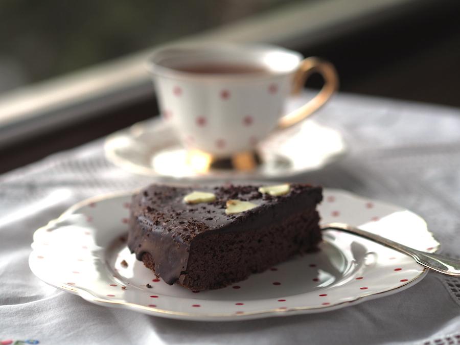 Hindistan Cevizli Kakaolu Pasta (Unsuz, glutensiz, sütsüz) 5