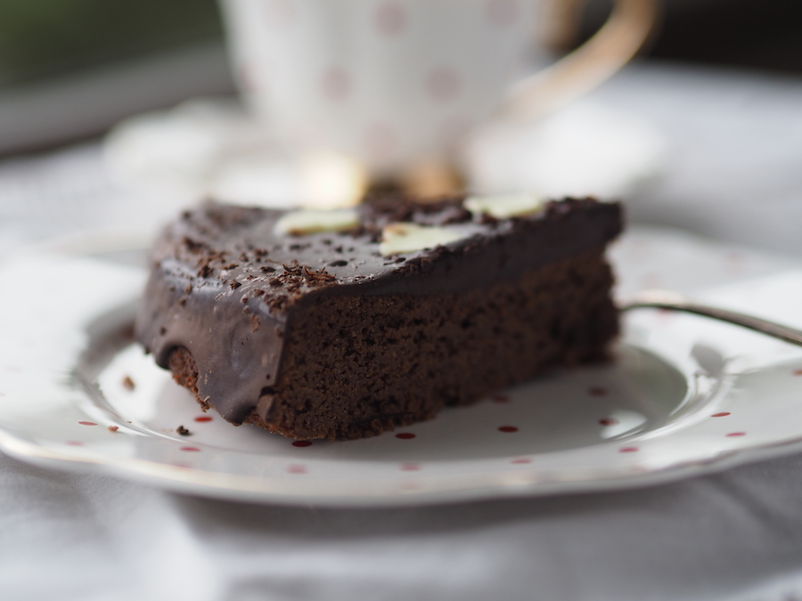Hindistan Cevizli Kakaolu Pasta (Unsuz, glutensiz, sütsüz) 6