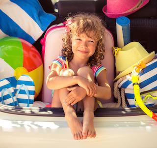 bebekle ve çocukla yaz tatili