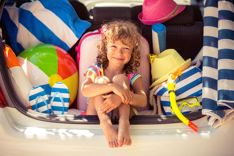Bebek ve çocukla sağlıklı ve rahat bir tatilin püf noktaları 1