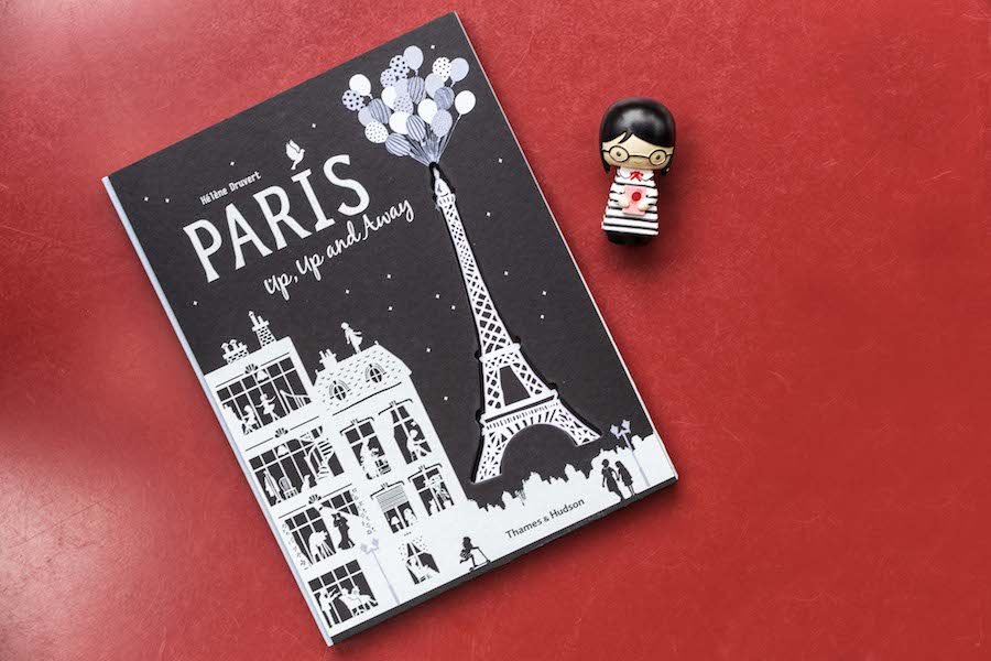Paris, Up, up and Away 1