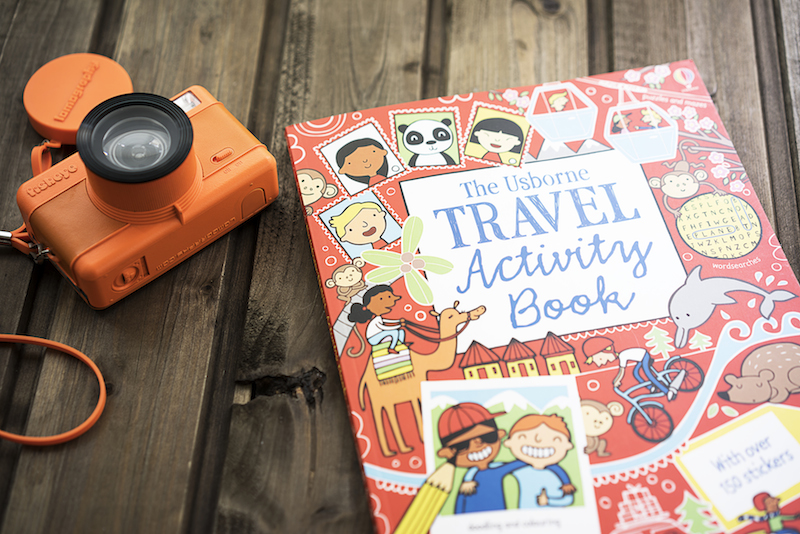 The Usborne Travel Actıvıty Book 1