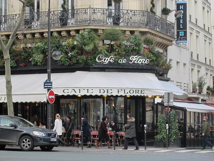 Paris'te yeme&içme rehberi