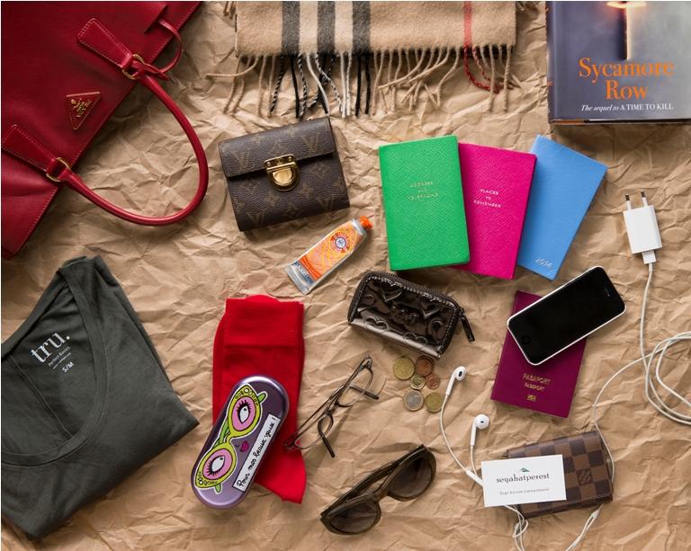Seyahate giderken el çantamda neler var?