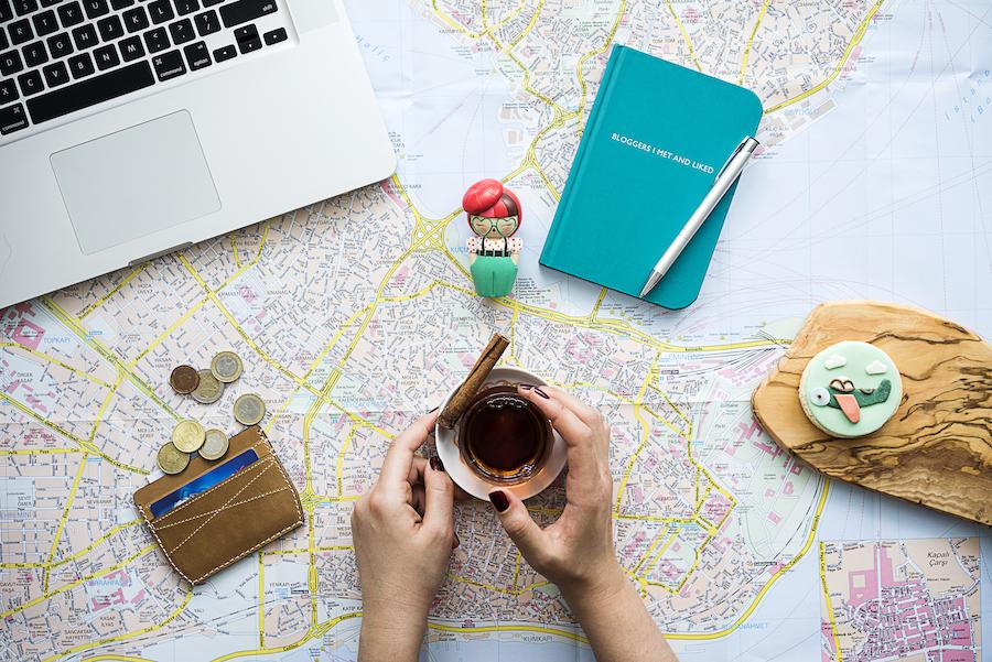 Okunası bir seyahat blogu nasıl yazılır?