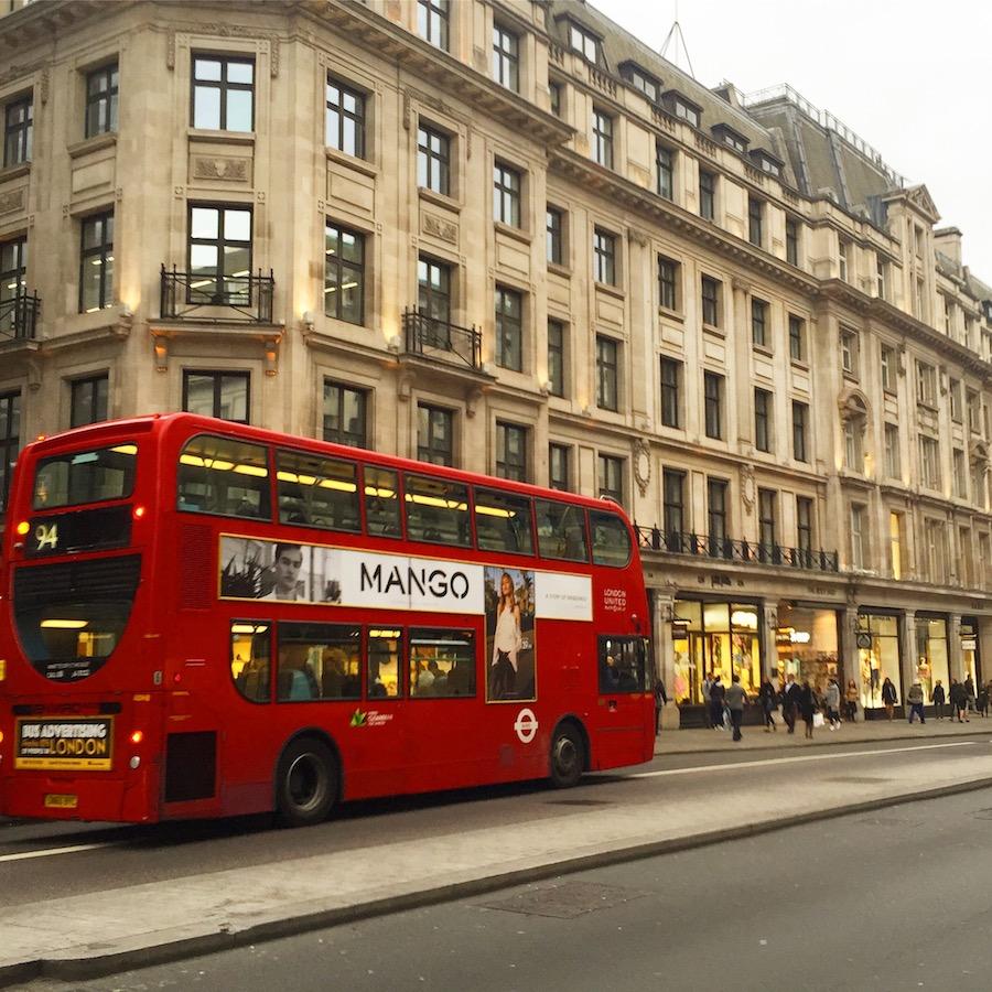 LONDRA'DA ULAŞIM VE KONAKLAMA