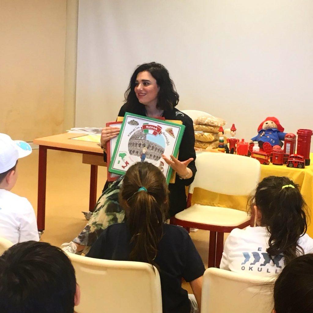 ENKA Okulları Adapazarı'nda Okuma Atölyesi