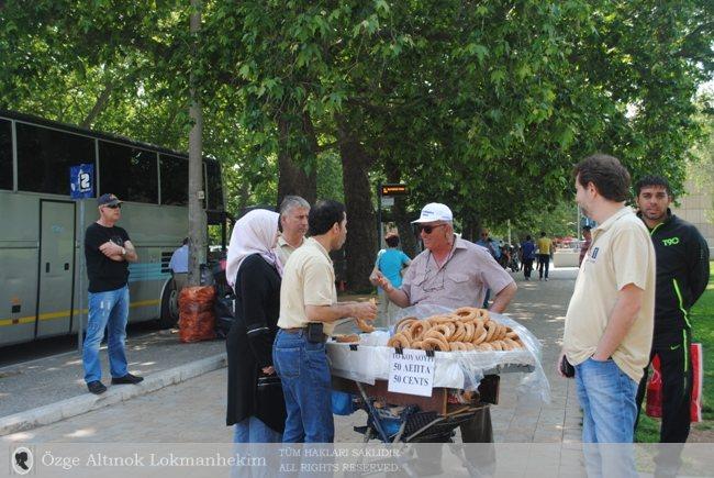 Selanik'te Atatürk'ün Doğduğu Evi Ziyaret 5