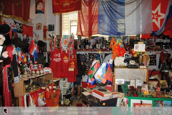 St. Petersburg'ta Vintage ve İkinci El Keşiflerim 7