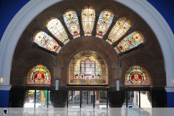 Queen Victoria Building alışveriş merkezi 1