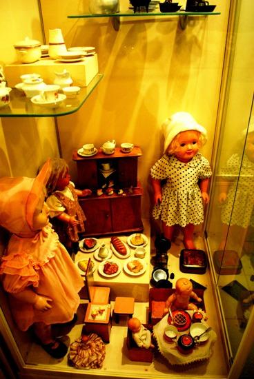 Sabah Nab Reki Karpovki 32'deki bulunan Oyuncak Müzesi 1