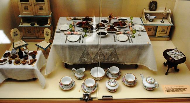 Sabah Nab Reki Karpovki 32'deki bulunan Oyuncak Müzesi 2