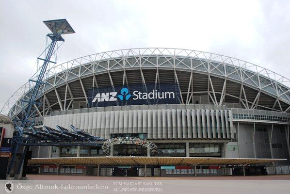 Sidney Olimpiyat Parkı 1
