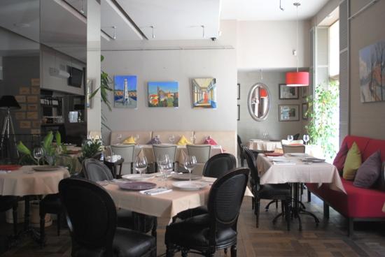 gusto Capuletti isimli İtalyan restoranı 1