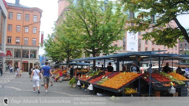 Hötorget Hay Market 1