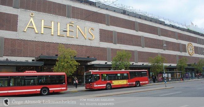 stokholm Ahlens City 1