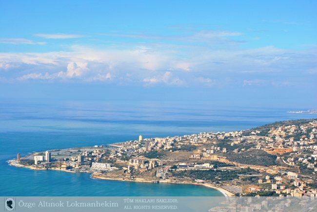 Corniche Güvercin Kayalıkları 1