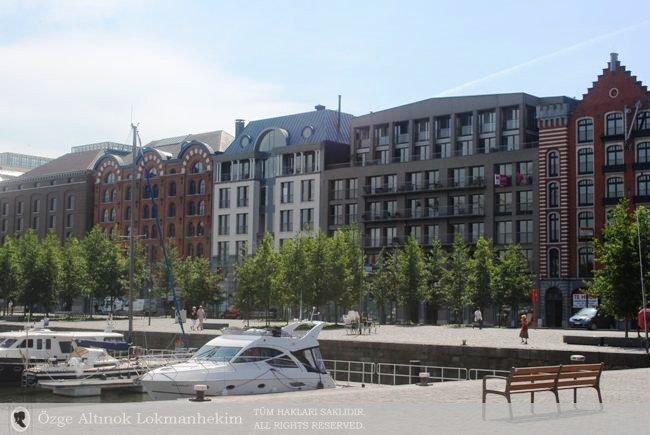 Antwerp, Het Eilandje ve Modern Sanat Müzesi 3