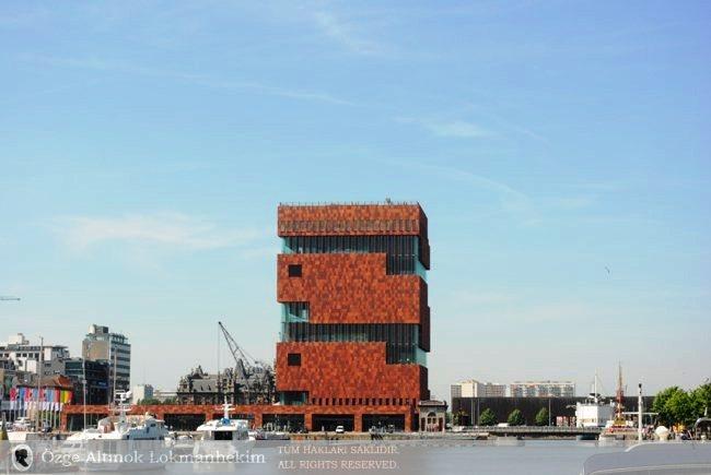 Antwerp, Het Eilandje ve Modern Sanat Müzesi 5