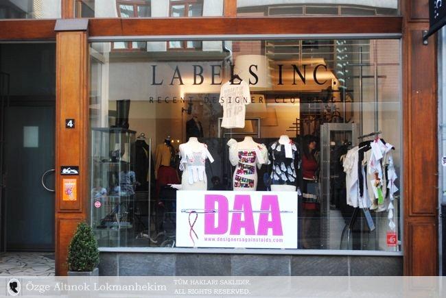 Labels Inc. Dries Van Noten, Ann Demeulemeester 1