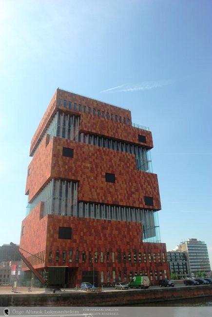 Antwerp, Het Eilandje ve Modern Sanat Müzesi 2