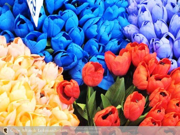 Çiçek Pazarı Bloemenmarkt 1