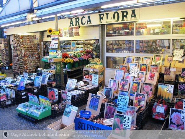 Çiçek Pazarı Bloemenmarkt 2