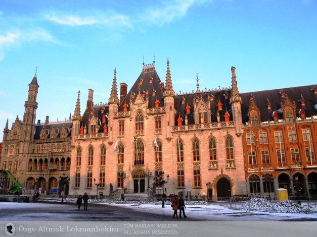 Belçika Brüj Brugge 9