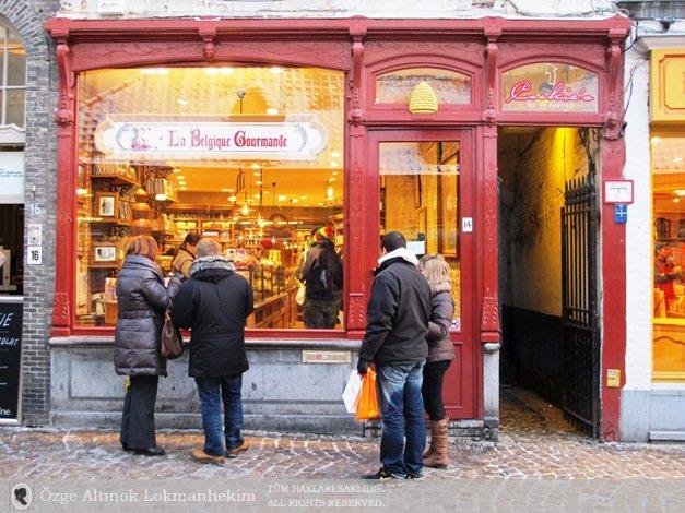 Belçika Brüj Brugge 8