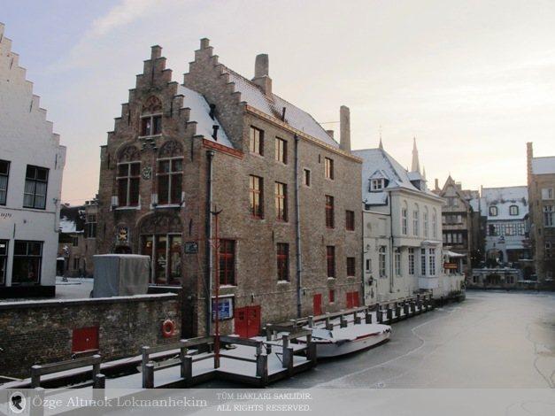 Belçika Brüj Brugge 7