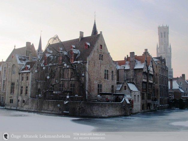 Belçika Brüj Brugge 6