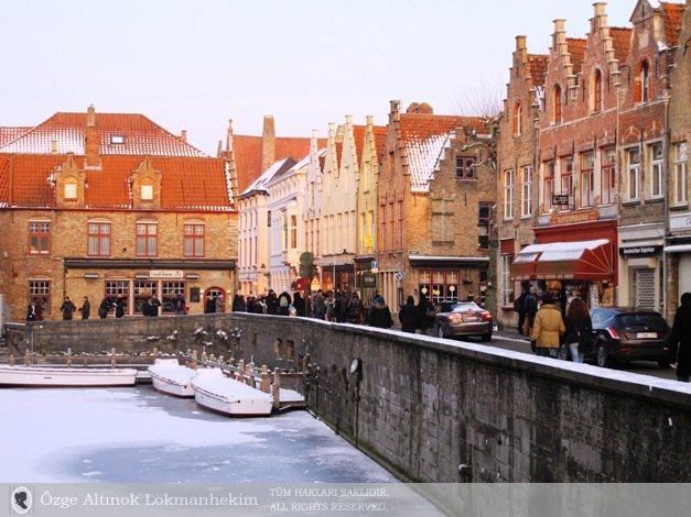 Belçika Brüj Brugge 5