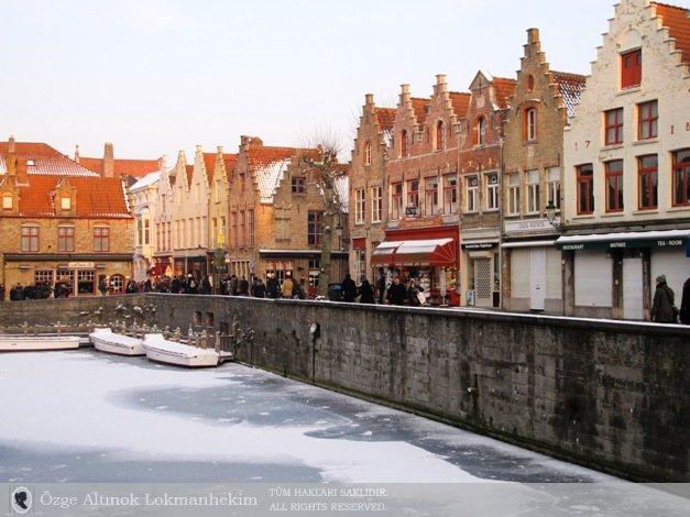 Belçika Brüj Brugge 14