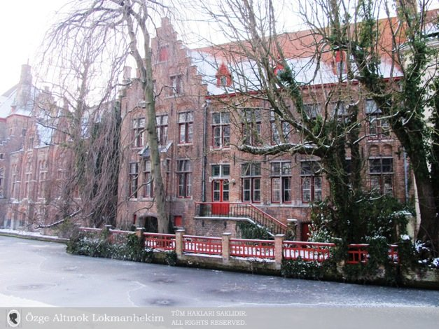 Belçika Brüj Brugge 4