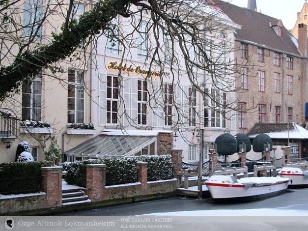 Belçika Brüj Brugge 3