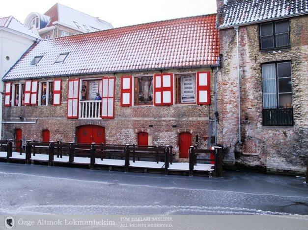 Belçika Brüj Brugge 1