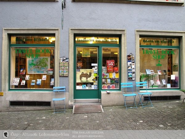 Travel Book Shop 1