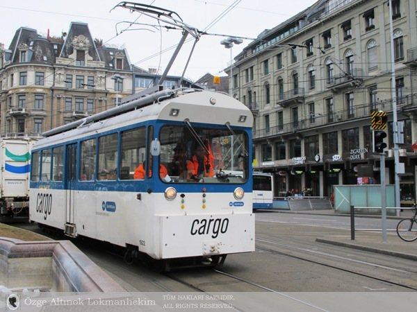 Zürih'in En Lüks Caddesi: BahnhofStrasse 1