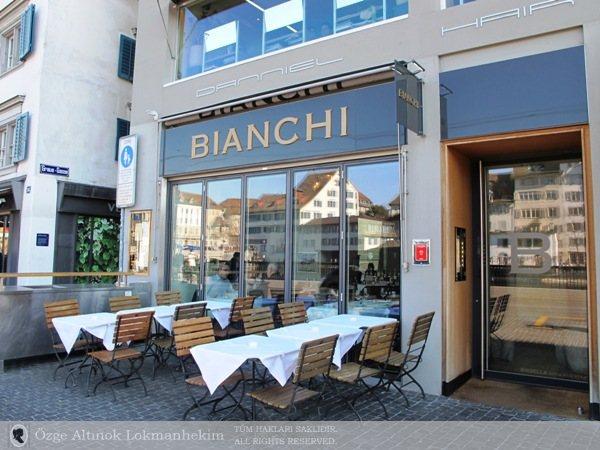 Limmatquai üzerindeki Bianchi 1