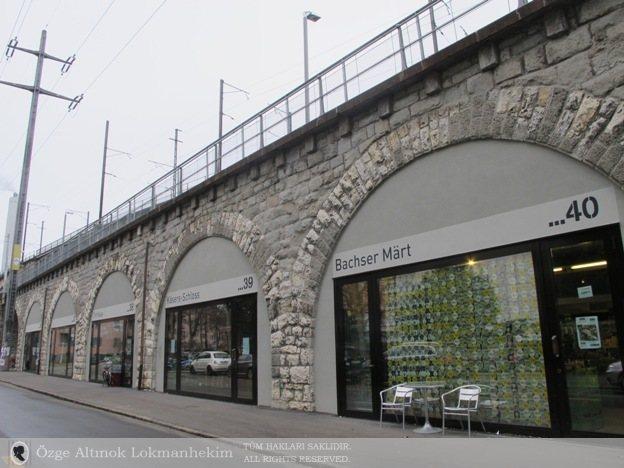 Im Viadukt Zürih 2