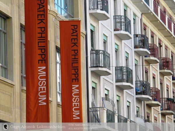Patek Philippe Müzesi 1