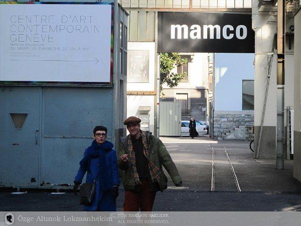 Modern ve Çağdaş Sanat Müzesi: MAMCO 2