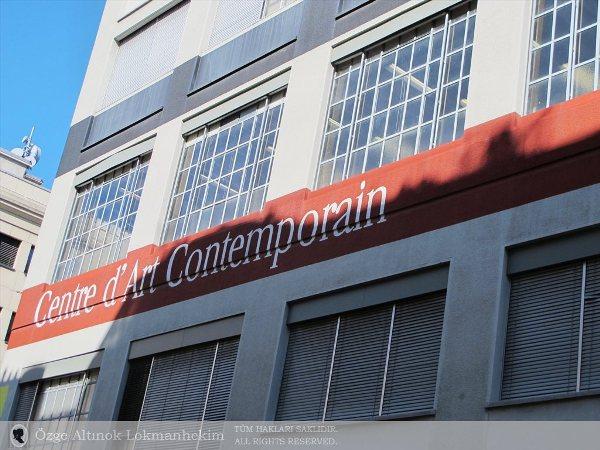 Centre D'Art Contemporain 1
